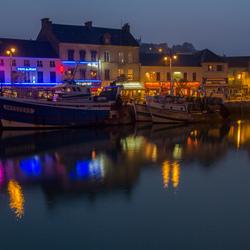 Port-en-Bessin, Normandië