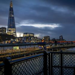 The city (London)