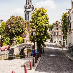 kleine binnenstad