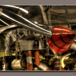 Propeller in HDR