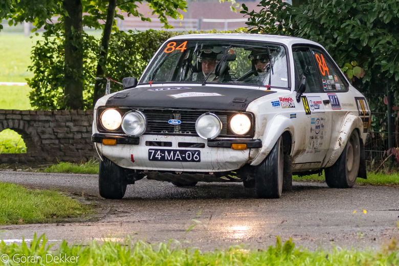 Hellendoorn Rally 2017 - De Hellendoorn proef van Eurol Hellendoorn Rally