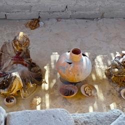 Mummie van Chauchilla / Peru