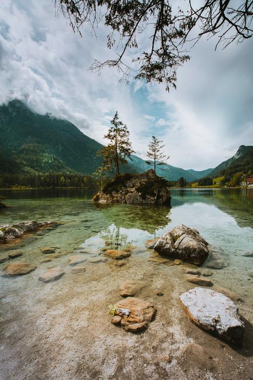 Hintersee Lake -