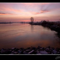 winters ochtendgloren