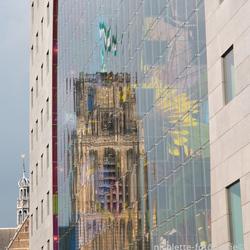 Markthal-versus-Laurenskerk-Rotterdam-nicolette-fotografie