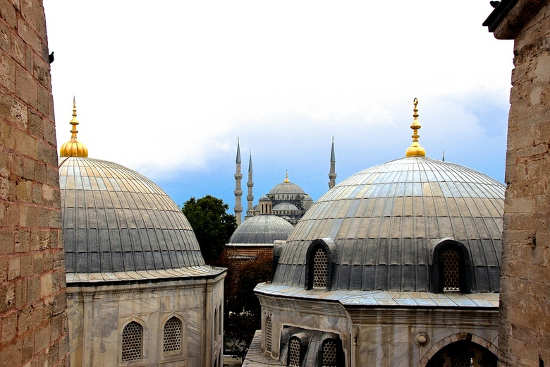 Istanbul - Moskee's in Istanbul