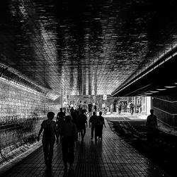Er is licht aan het eind van de tunnel