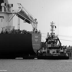 Scheepskijker Port of Amsterdam