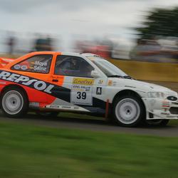 Escort Cosworth group A Saintz