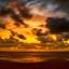 Sunset Katwijk aan Zee