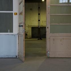 Interieur fabriek