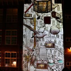 Amsterdam Light Festival -5-