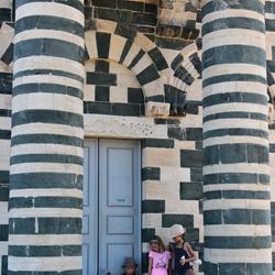 Corsica San Michele de Murato Schaakmat