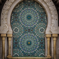 Fontein in Marokko