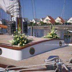 huwelijksboot(je)
