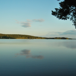 Sör Algen meer Zweden