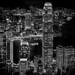 mijn kijk op Hong Kong.