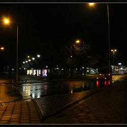 Stationsplein Hoogeveen