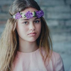 Yara flowergirl