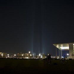 Berlijn bij nacht