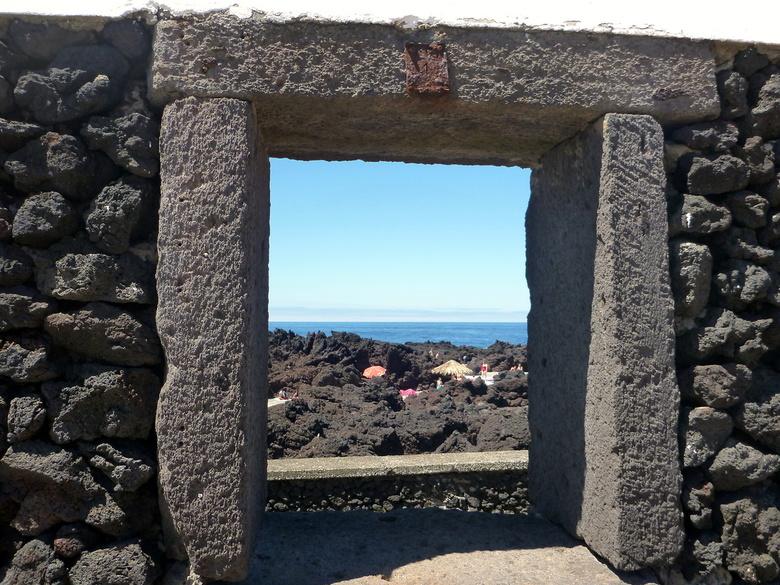 let's go to the beach - Vulkanische stranden op Terceira