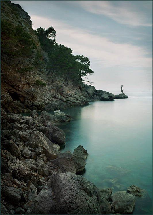 the believer - Heb een tijdlang wegens een blessure nauwelijks kunnen fotograferen, nu een paar daagjes naar Mallorca geweest en mezelf lekker uitgele