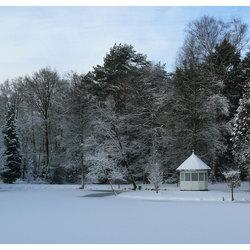 Winterprieeltje