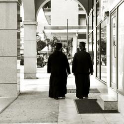 Griekse priesters