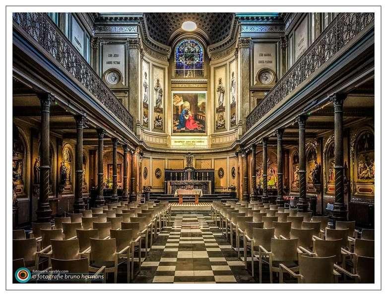 Sint Vincentiuskapel Antwerpen