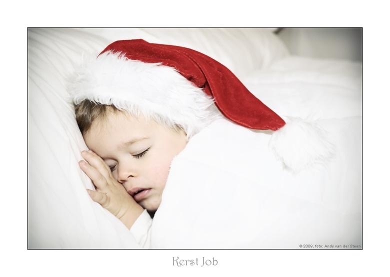 Kerst Job - Ons eigen Kerstmannetje...