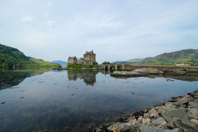Eilean Donan Castle Schotland -