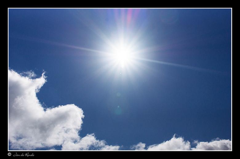 zonnetje - Deze foto gemaakt tijdens het heetste moment van de dag op GranCanaria , zaten met de auto in de bergen , en ben naar de top van de berg ge