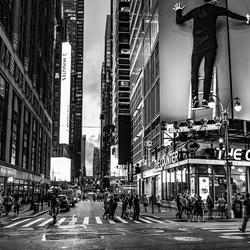 41st en Broadway, Manhattan, New York