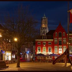 Utrecht by night 3 Neude