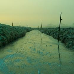 Winter in West-Friesland