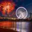Vuurwerk festival Scheveningen