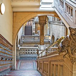 Leeds Bibliotheek 50 wm