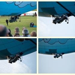 De zeppelin ballon, 2.