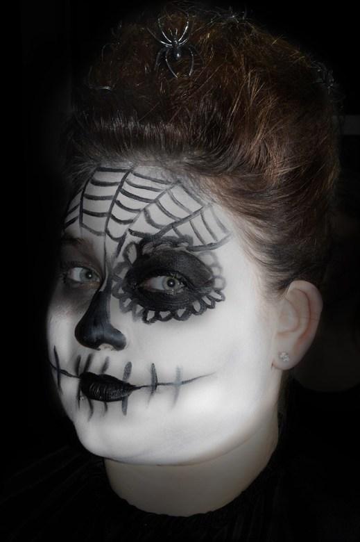 Halloween is in aantocht - Een fotoshoot met monsters voor Halloween