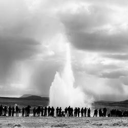 IJsland - Geyser