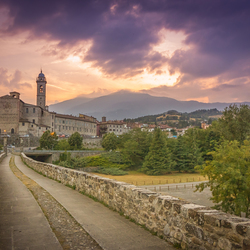 Beautiful Bobbio ( Italy )