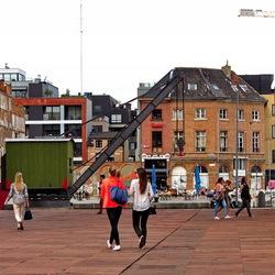 Bezoekers MAS Antwerpen