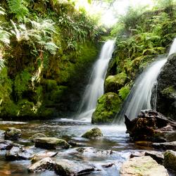 Dartmoor waterval