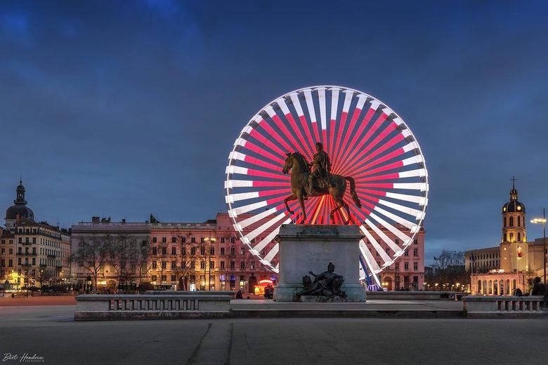 Place de Bellecourt - Place de Bellecourt - Lyon | Frankrijk.