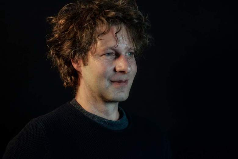 Artiest Olav Slingerland  -