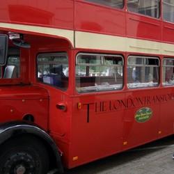 DUBBELDEKKER LONDON BUS