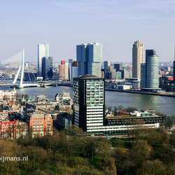 20160227 1697 UItzicht vanaf de Euromast Rotterdam