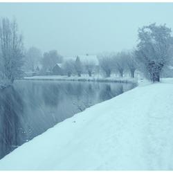 Echt winter!