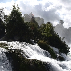 waterval in Schafhausse