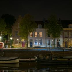 Brede Haven 's-Hertogenbosch in de avond